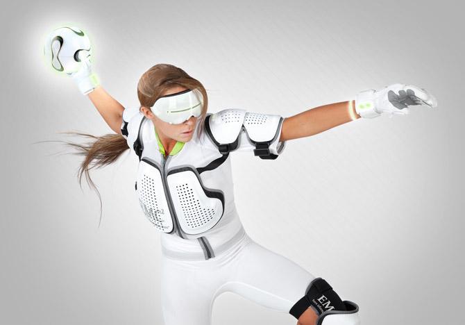 Futuristic Sports Pictures